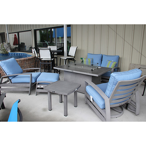 Symphony Fireside  Seating Casual Set