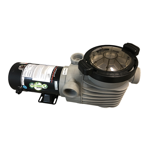 1.5 HP 2 SPEED DP ENERGY SAVER PUMP ST PLUG